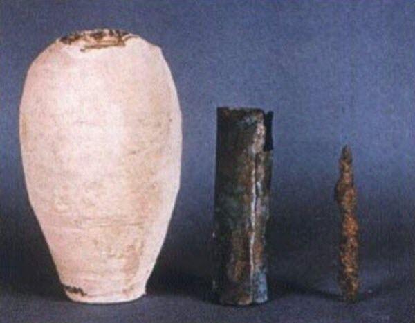 اولین باطری ساخته شده در جهان