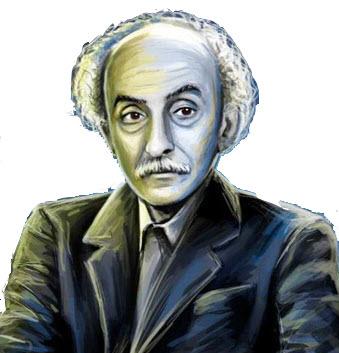 نیما یوشیج پدر شعر نو - کلاس درس